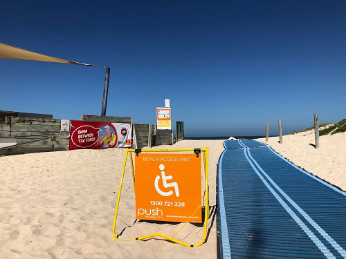 Accessible Seaside Holiday Resort