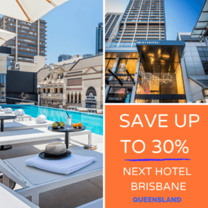 special offer next hotel brisbane accessible accommodation
