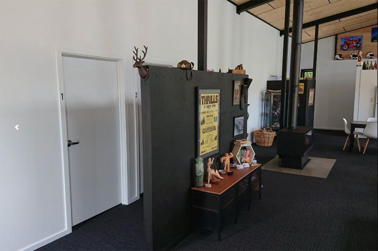 wAccessible Accommodation Tasmania - Bed in a Shed
