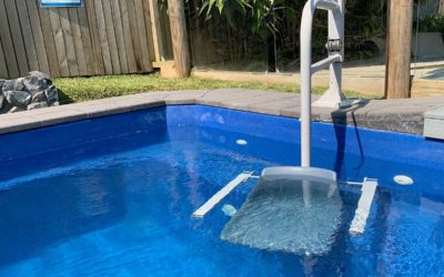 pool hoist accessible accommodation