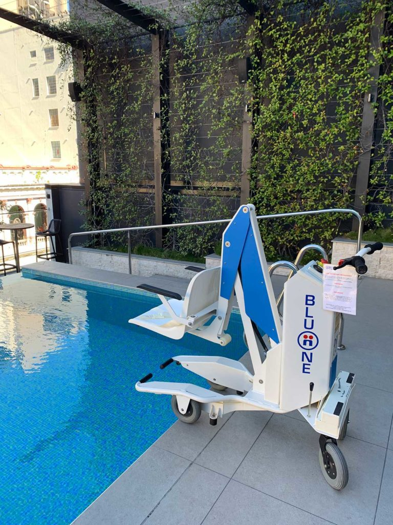 Accessible Accommodation With Swimming Pools or spa