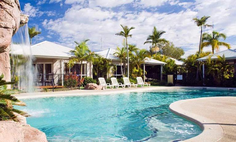 Accessible Accommodation @ NRMA Treasure Island
