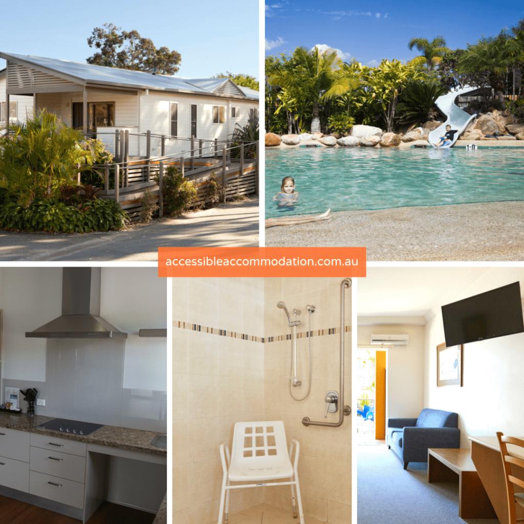 accessible accommodation NRMA Treasure Island Gold Coast