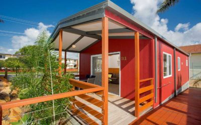 Accessible Cabin Accommodation - Merimbula