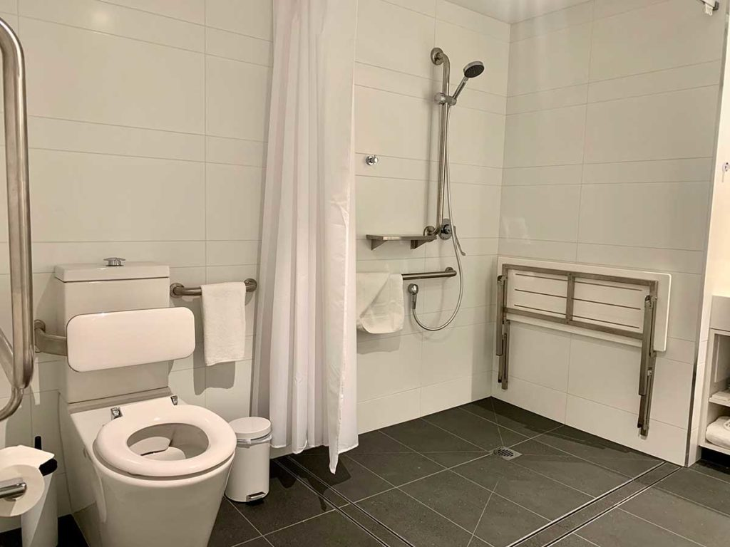 Accessible Accommodation Melbourne- Quest St Kilda Road