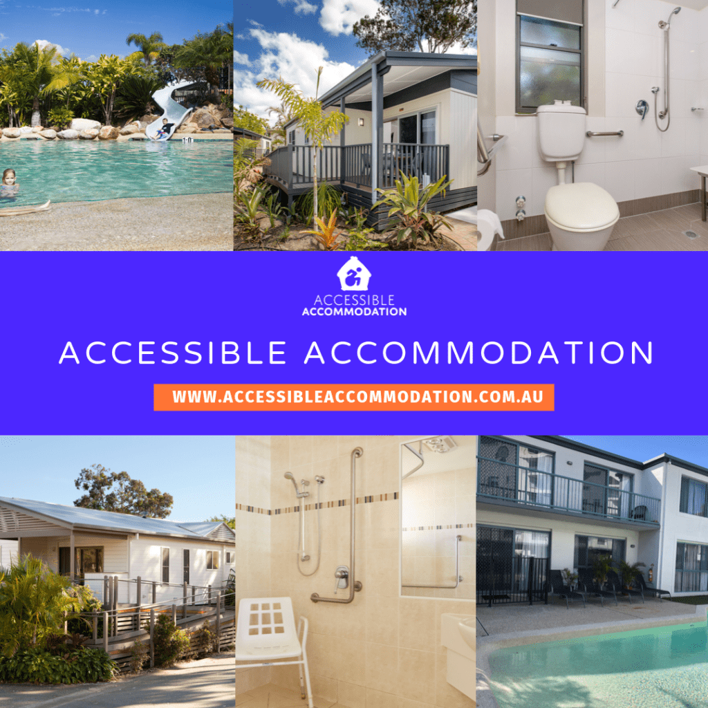 accessible experience and accommodation