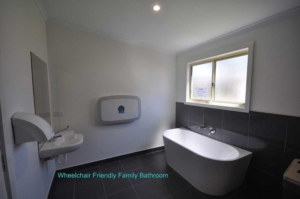 wheelchair-friendly Villa in Portarlington
