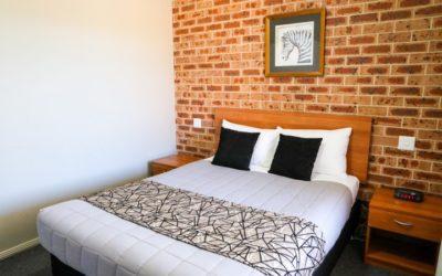 Accessible Motel Dubbo- Akuna Motor Inn.