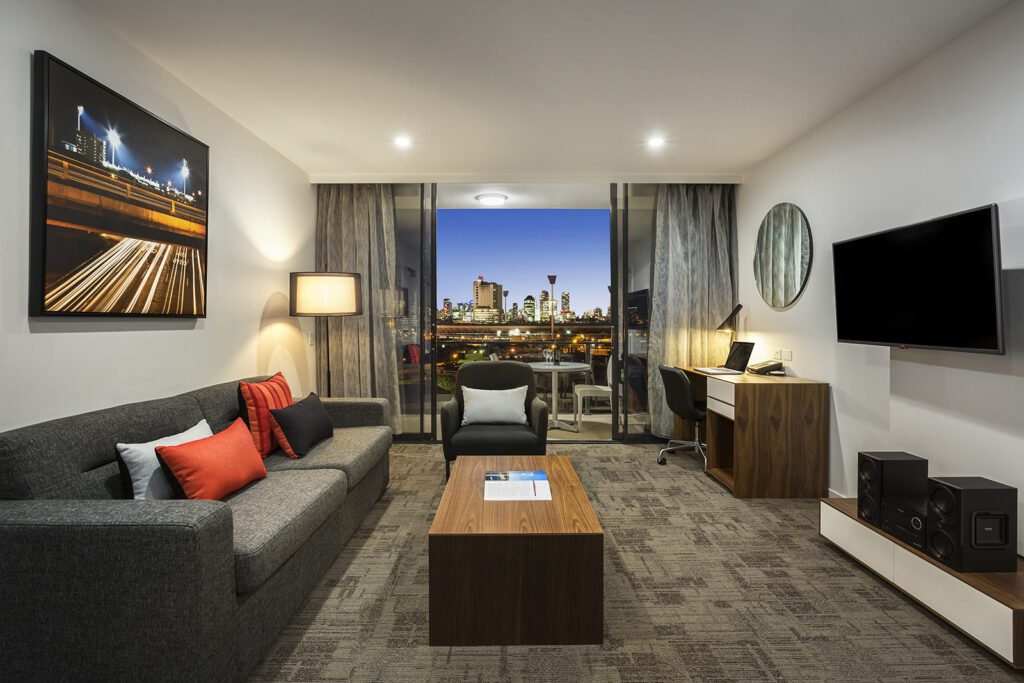 Quest Woolloogabba Accessible Apartment Hotel