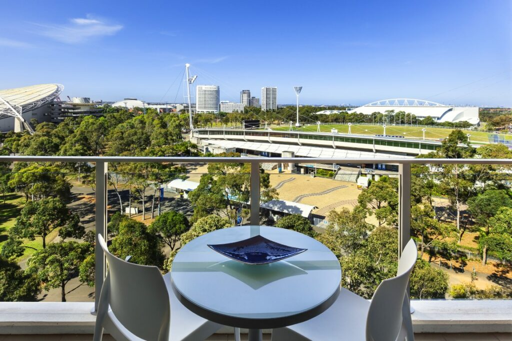 Accessible Accommodation With Swimming Pools or spa accessibleaccommodation sydney olympic park