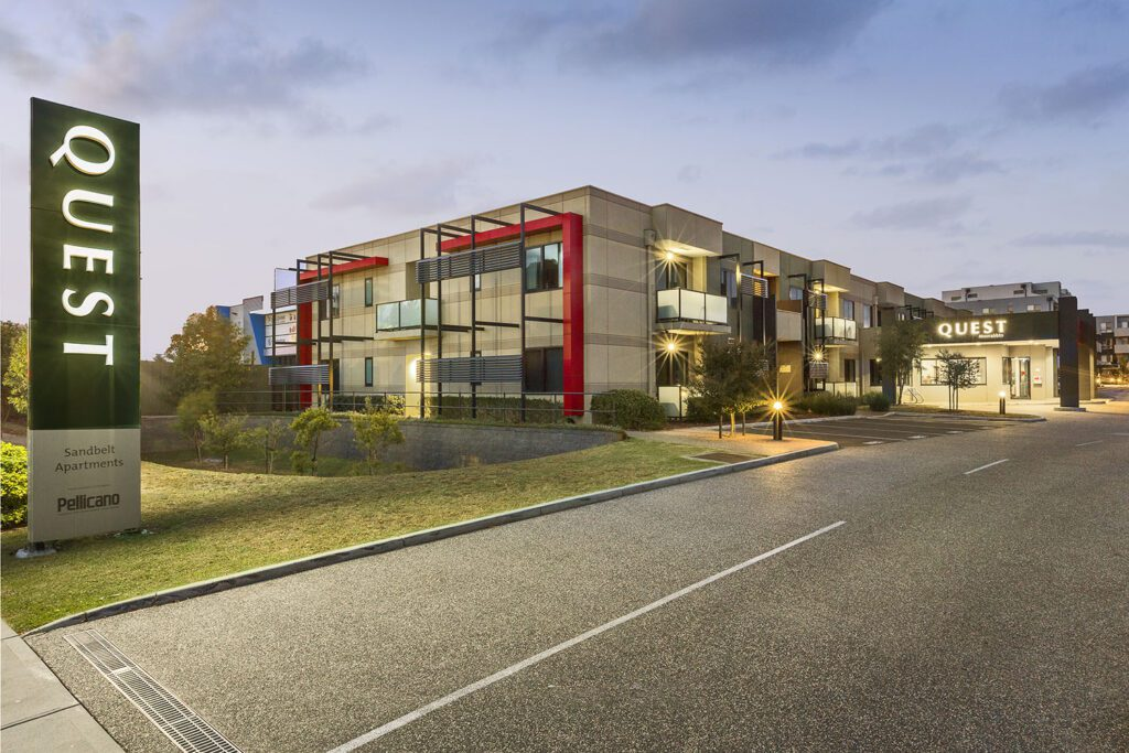 Quest Moorabbin - with accessible apartments