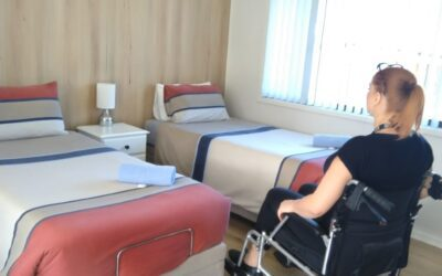 Accessible accommodation @ Breakaway Retreat,