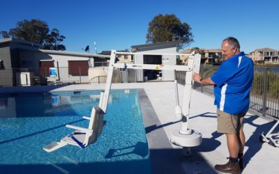 Belmont Lakeside Holiday Park With Accessible Accommodation