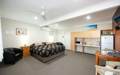 Accessible Accommodation @ Moore Park Beach Motel