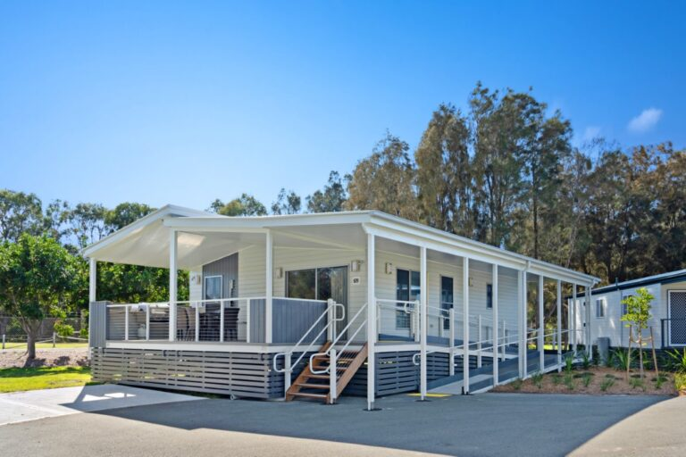 Swansea Lakeside Holiday Park With Accessible Accommodation