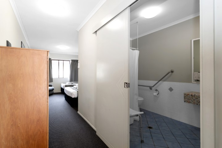 Accessible accommodation mackay