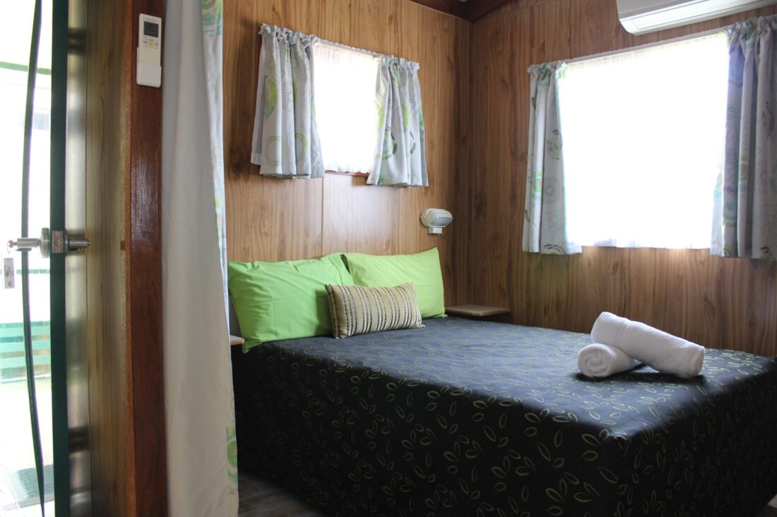 Austin Tourist Park Tamworth Accessible Accommodation.