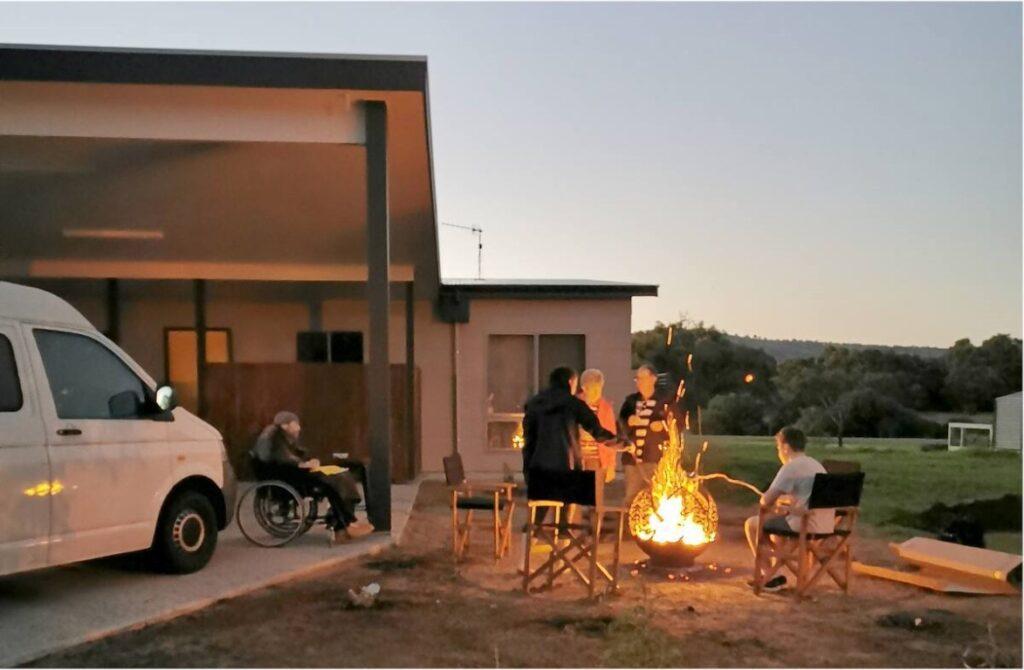 Sunnynook. Accessible Accommodation, port elliot south australia